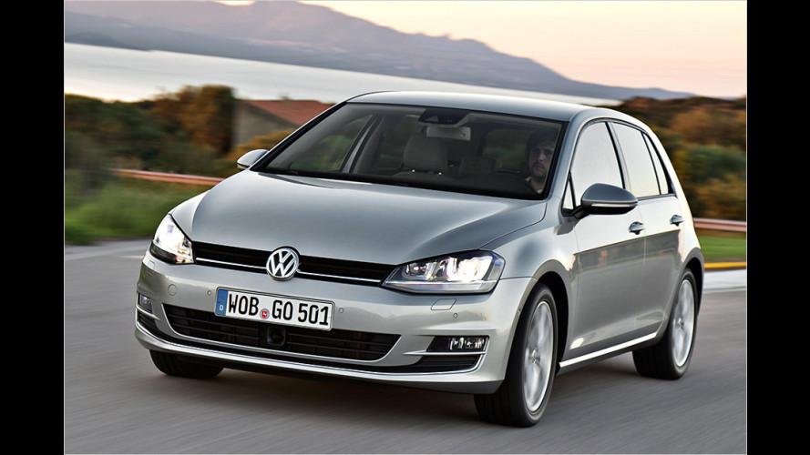 Trotz VW-Krise 2015 über eine Million Golf ausgeliefert