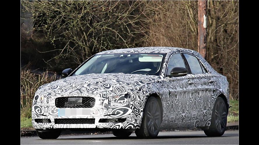 Erwischt: Jaguar XE