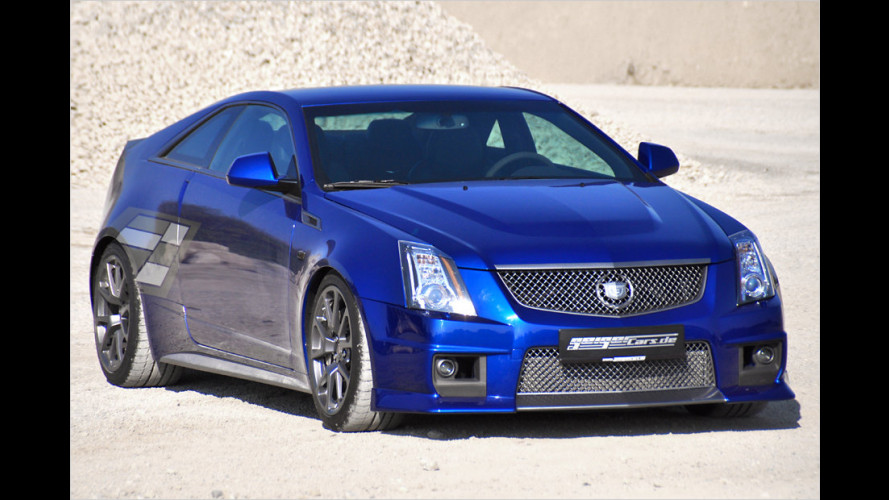 Geiger tunt das Cadillac CTS-V Coupé