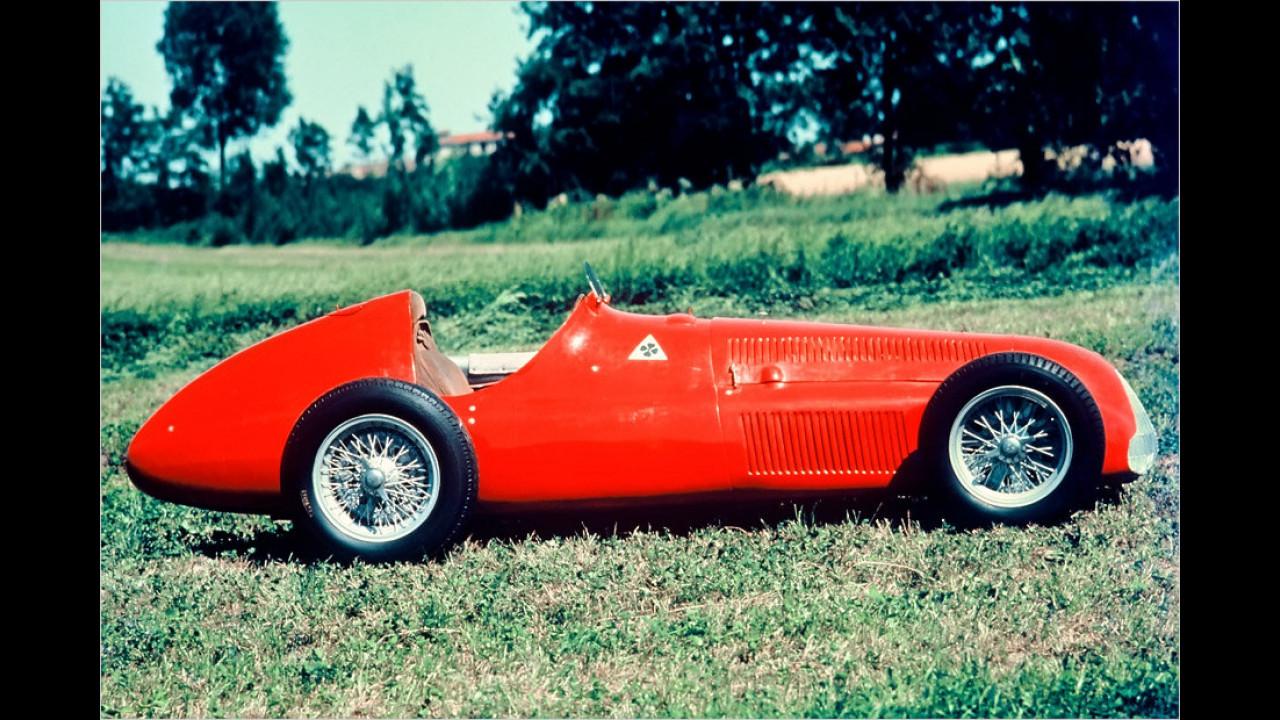 Tipo 158 Alfetta