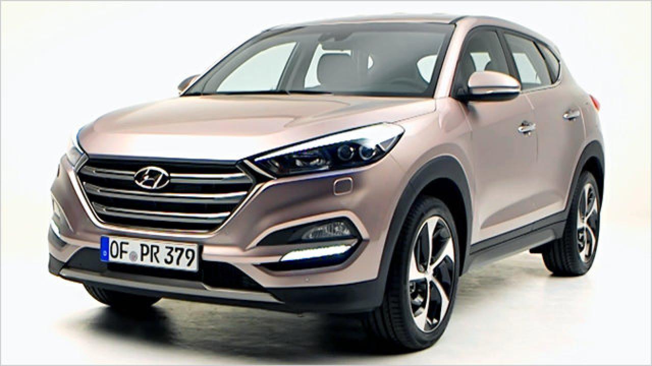 Neuer Hyundai Tucson