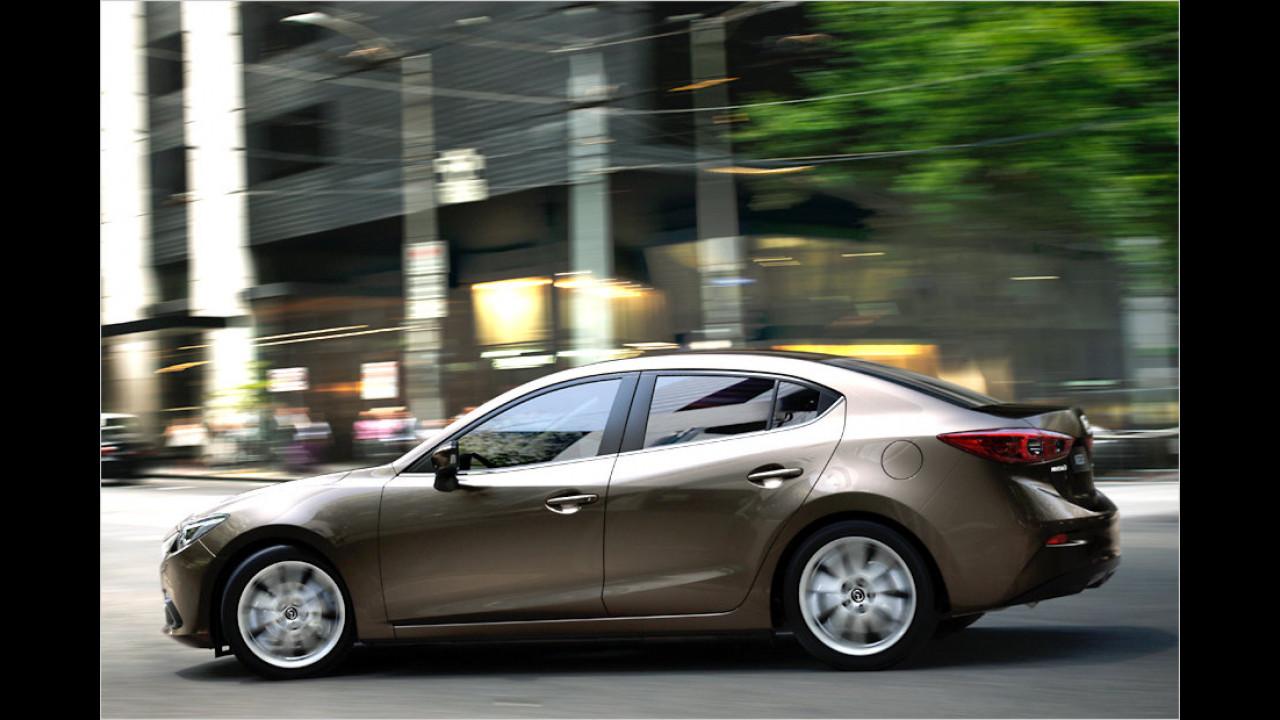 Mazda 3 Limousine