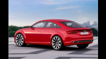 Für Vier: Audi TT Sportback