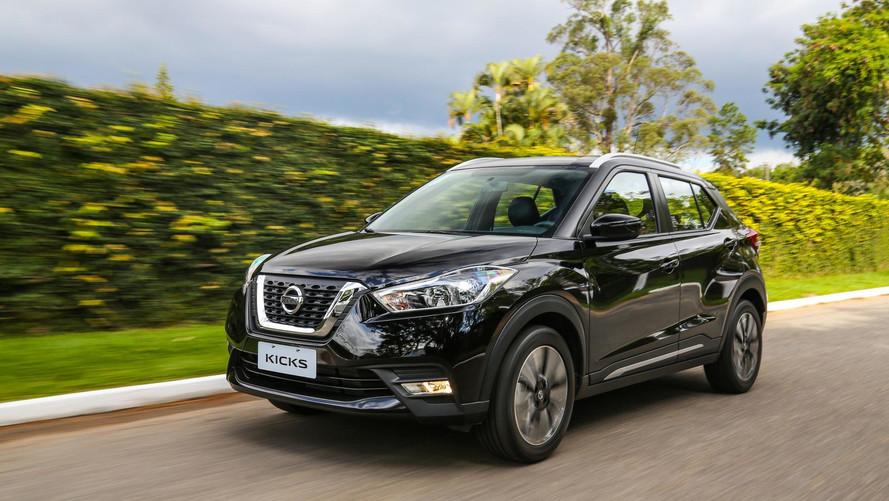 Recall: Nissan convoca Kicks e Versa por problema no banco