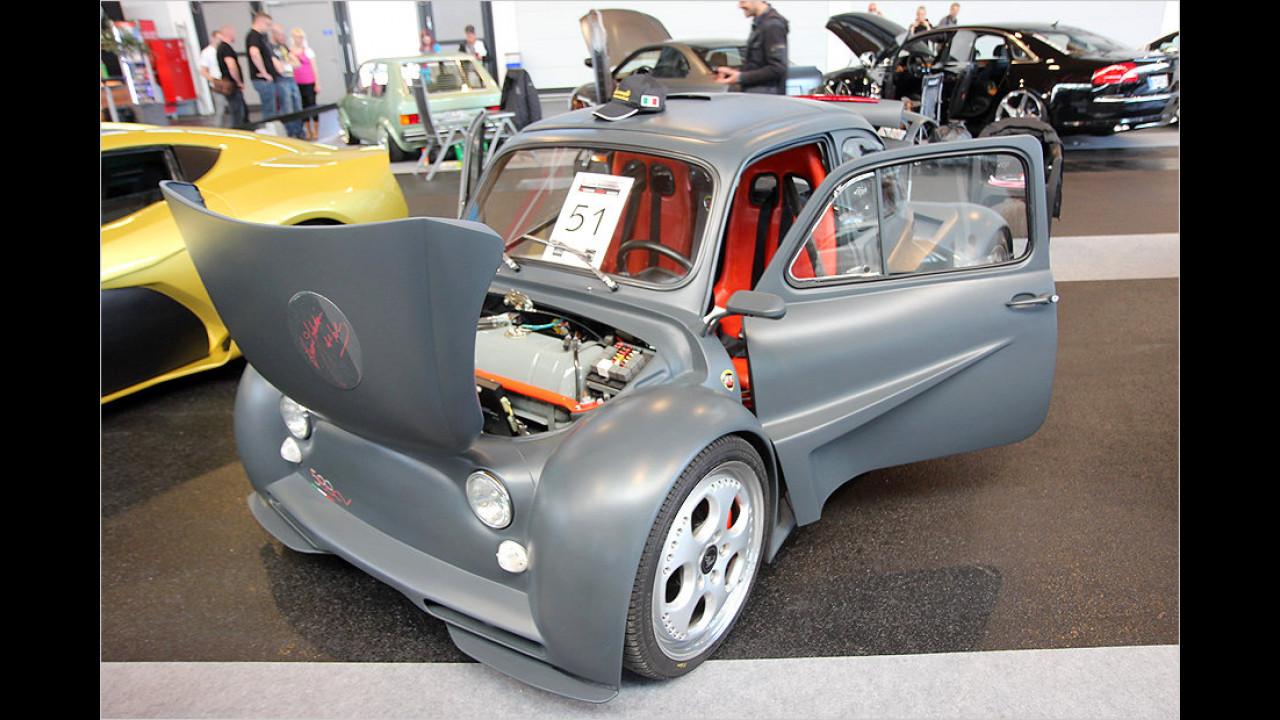 Fiat 500 Murciélago