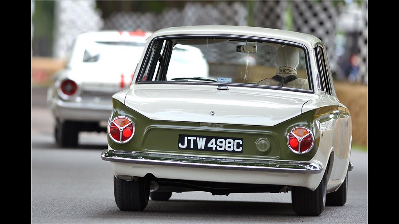 1965: Ford Lotus Cortina