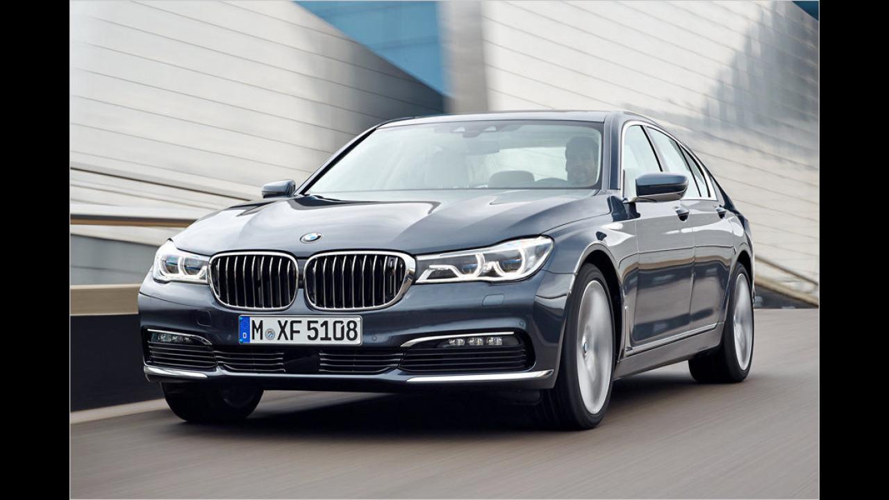 BMW 7er: Platz 1 ,World Luxury Car of the Year