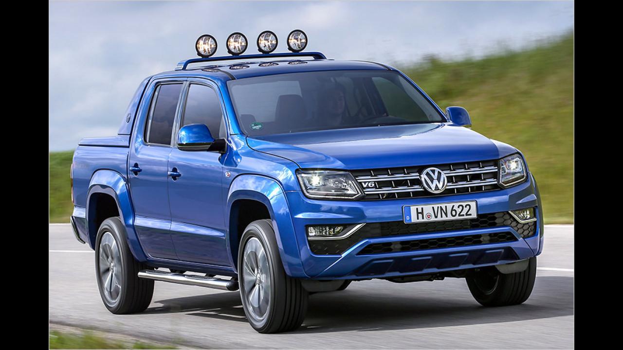 Pick-ups: VW Amarok