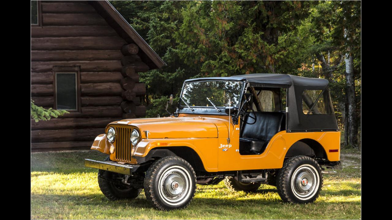 Jeep CJ-5: 1955-1983