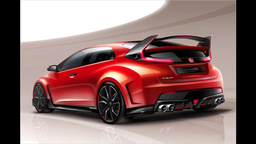 Honda Civic: Type Rrrrrrr …