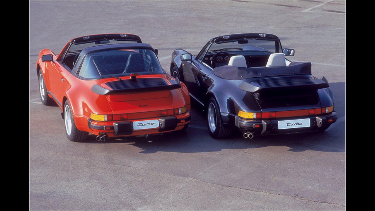 Targa: 1973 - 1989