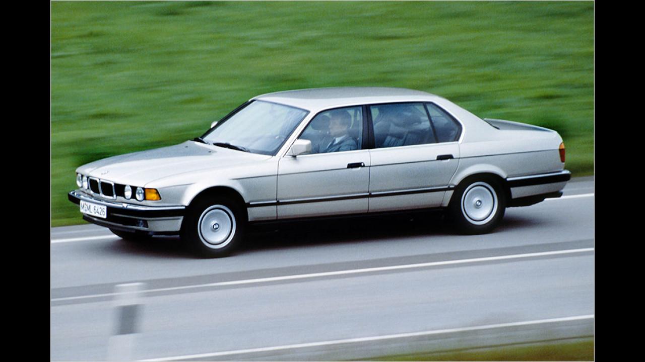 30 Jahre BMW 7er (E32)