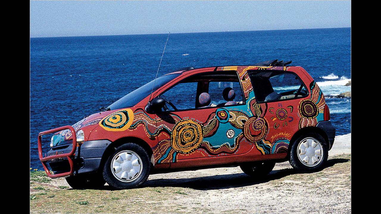 Rekordverdächtiger Renault Twingo