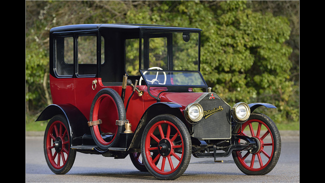 Mitsubishi Model A (1917)