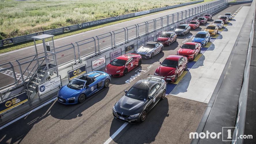 Motor1 Days: una reunión de supercoches única