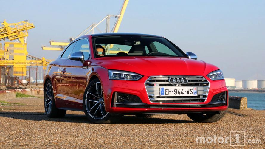 Essai Audi S5 (2017)