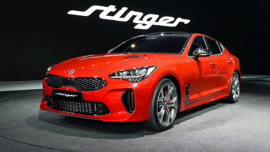 Kia Considering New Stinger Models With More Performance, Luxury