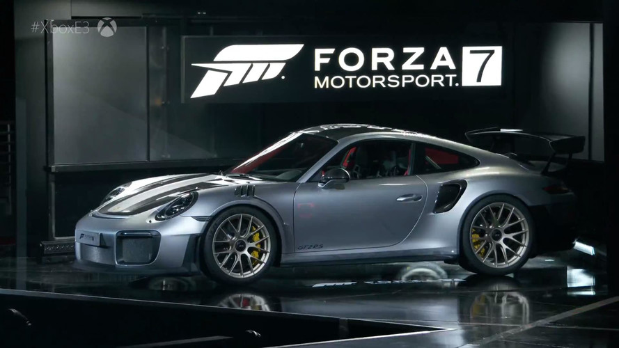 2018 Porsche 911 GT2 RS Makes Unexpected Debut At E3