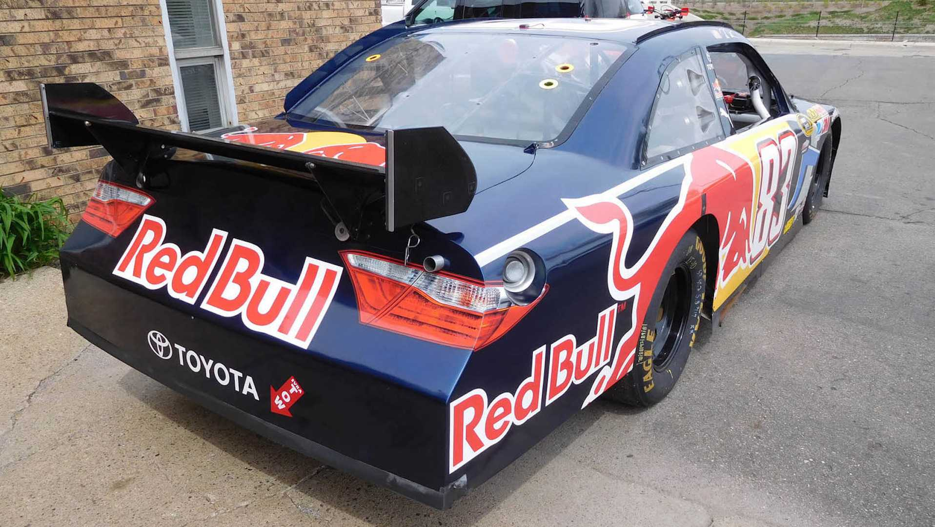 For Just 35 000 You Could Own A Real Nascar Stock Car