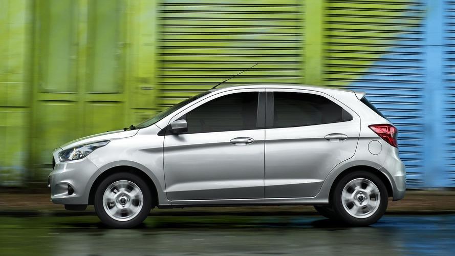 Ford Ka lidera vendas na Argentina em agosto; veja ranking