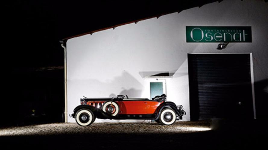 Cette Chrysler Imperial a été adjugée à 300'000 euros