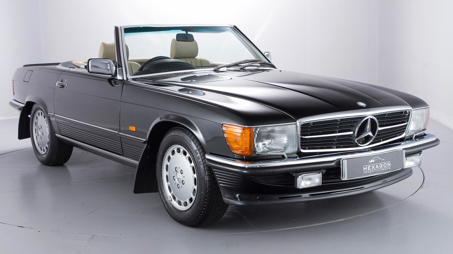 Mercedes Sl500 For Sale >> Time Capsule 1989 Mercedes 500sl With 965 Miles Is For Sale
