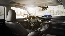 Lexus CT Hybrid restyling
