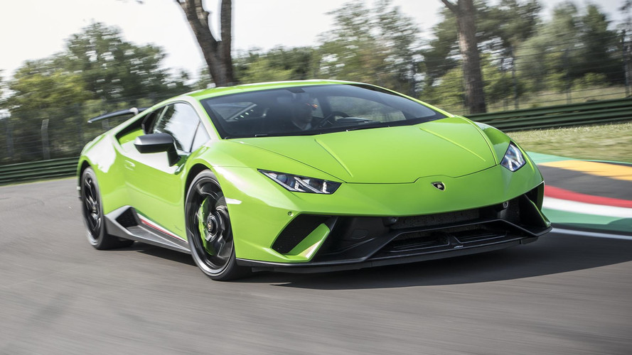 Huracan Driver Racks Up $45,000 In Speeding Fines On Holiday