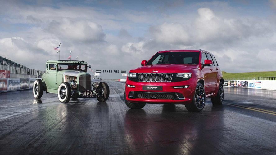 Jeep Grand Cherokee SRT, Ford Model A'ya karşı