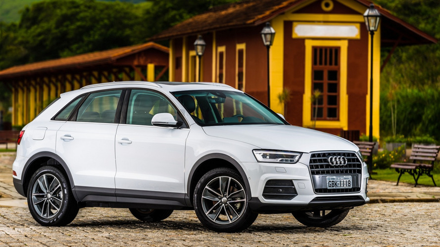 Audi A3 Sedan, Sportback e Q3 têm condições especiais em julho