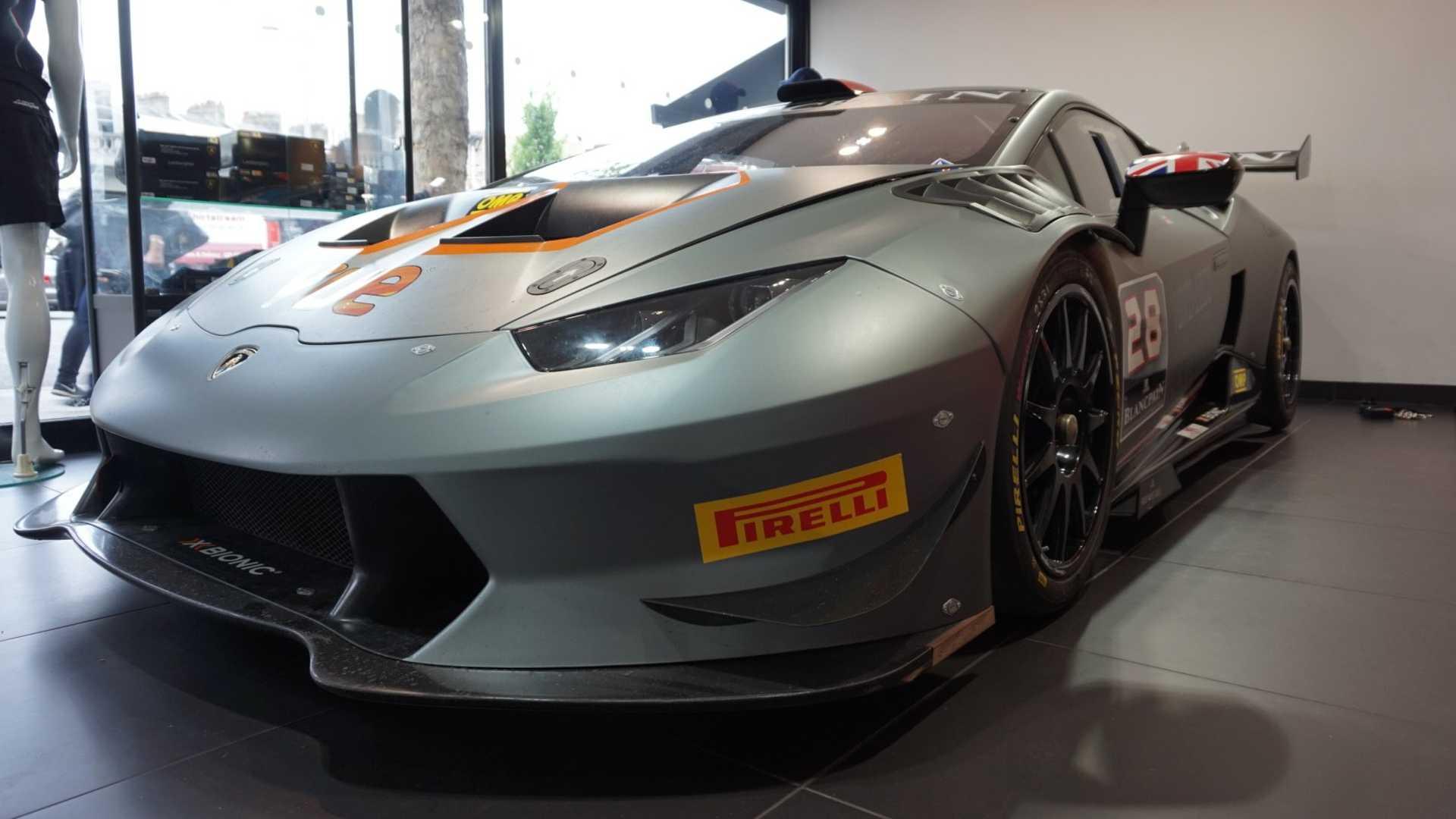 2016 Lamborghini Huracan Super Trofeo For Sale $175,000 ...   2016 Lamborghini Huracan Super Trofeo