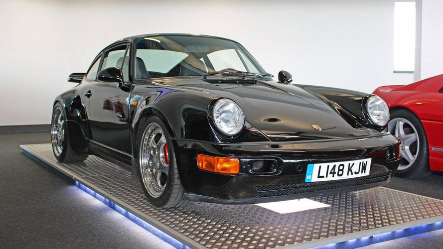 Bidding War For Rare Porsche 911 Turbo S Leichtbau