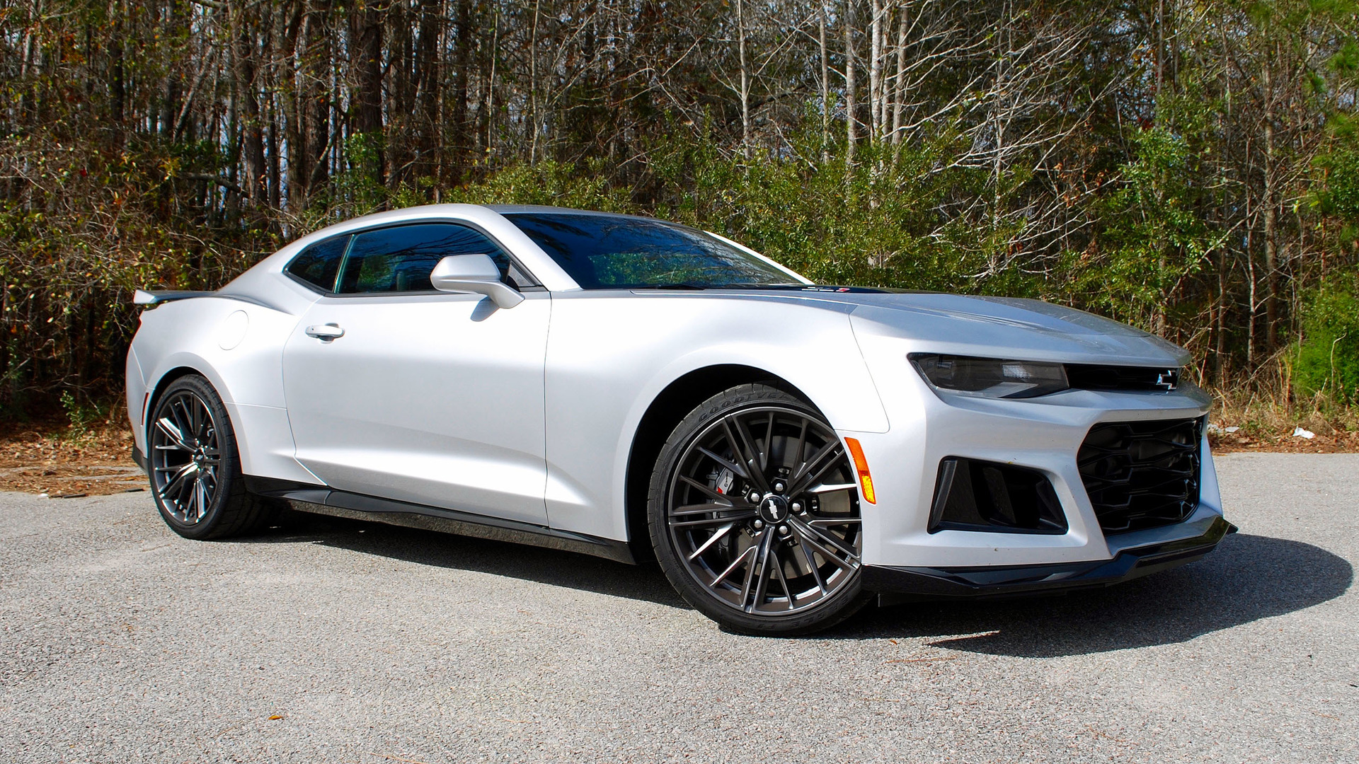What Does Camaro Mean >> 2017 Chevy Camaro Zl1 First Drive Populist Power And Polish