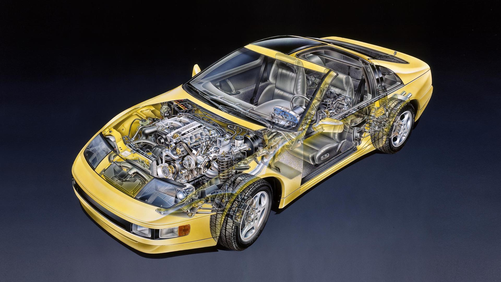 Car Ferrari F40: inceleme, teknik özellikler ve incelemeler