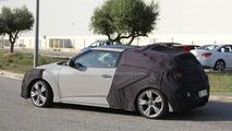 2013 Hyundai Veloster Turbo spied - 29.11.2011