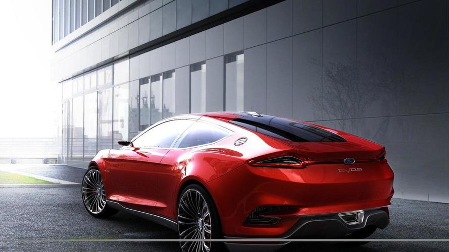 Ford Evos Concept revealed