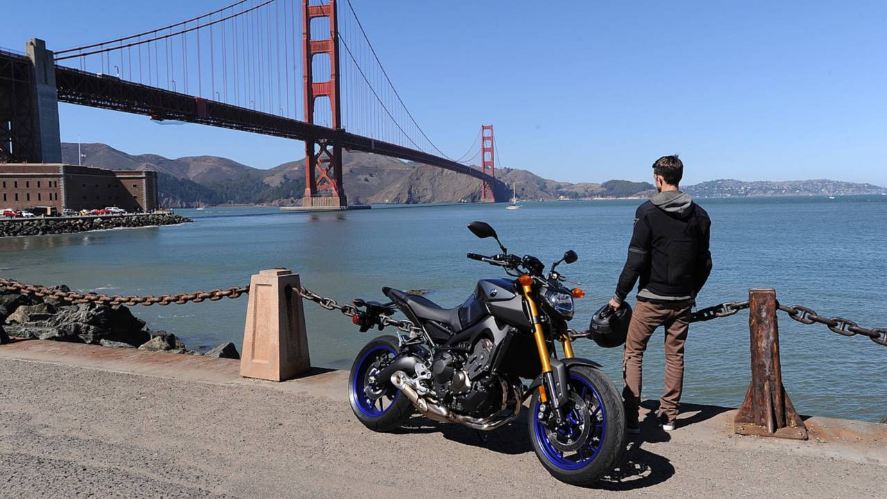 First Ride: 2014 Yamaha FZ-09 Review