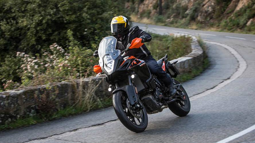 First Ride: 2017 KTM 1090 Adventure