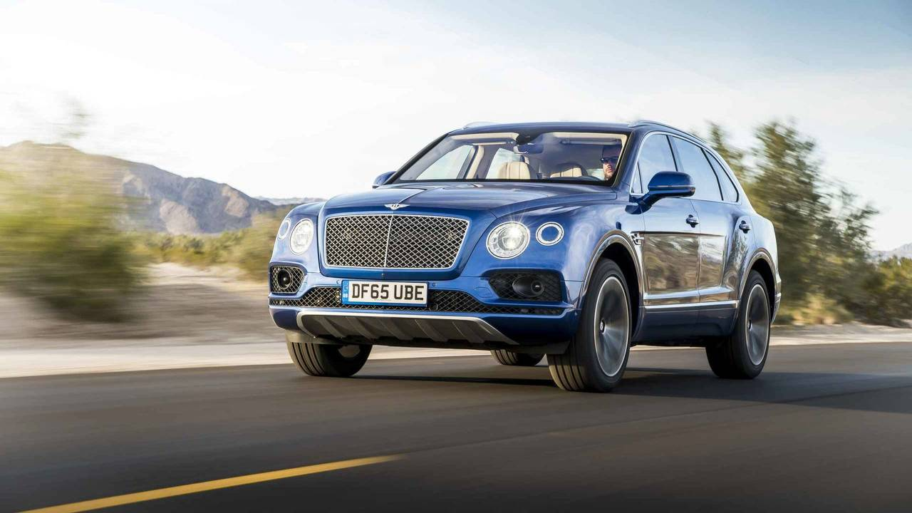 Bentley Bentayga - 198.873 euros