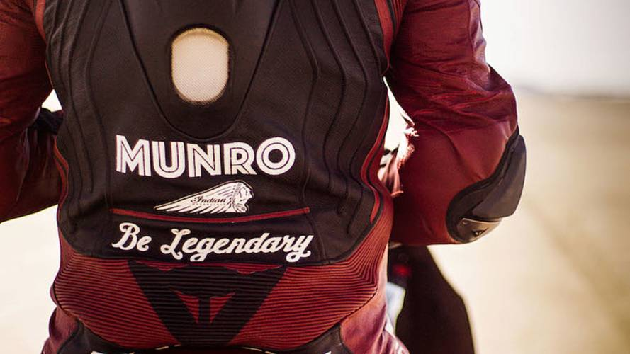 Indian Motorcycle Sets New Land Speed Records