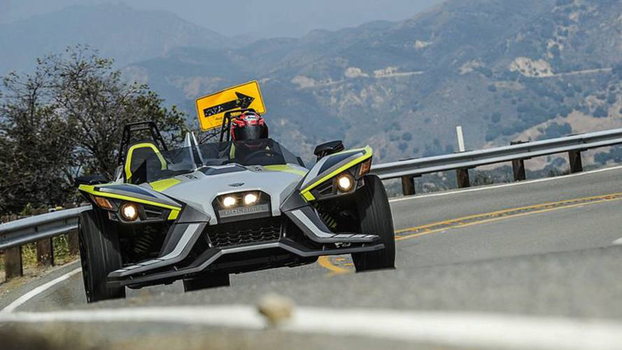'Bike' Review - 2018 Polaris Slingshot SLR LE