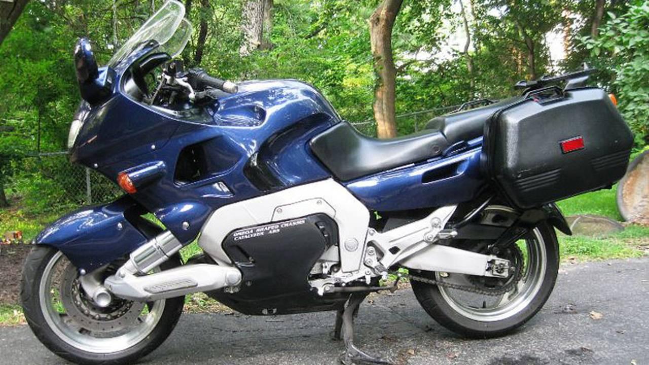 Online Find eBay Edition - Yamaha GT-S 1000 Future Bike