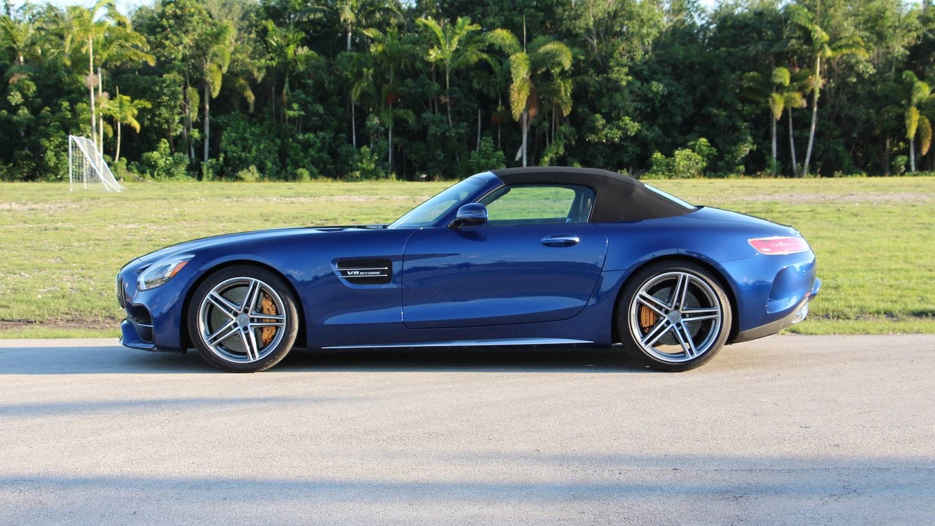 2018 Mercedes-AMG GT C Roadster Review: Performance Over Pleasure
