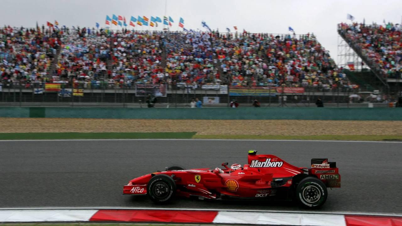 2007: Кimi Raikkonen, Ferrari F2007