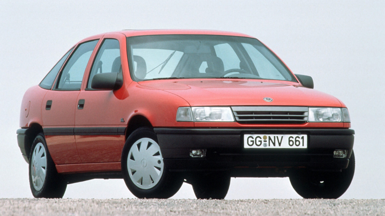 30 Jahre Opel Vectra