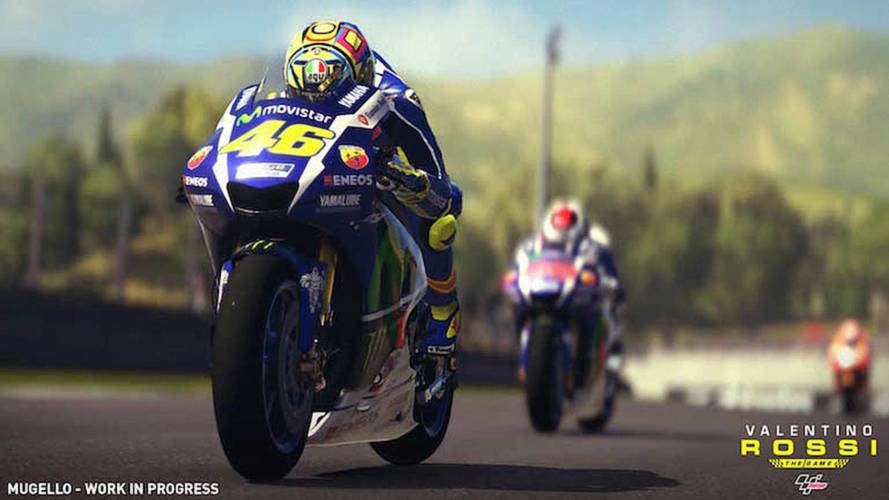 Rossi, Ride 2 Among Gaming Titles for Moto Fans
