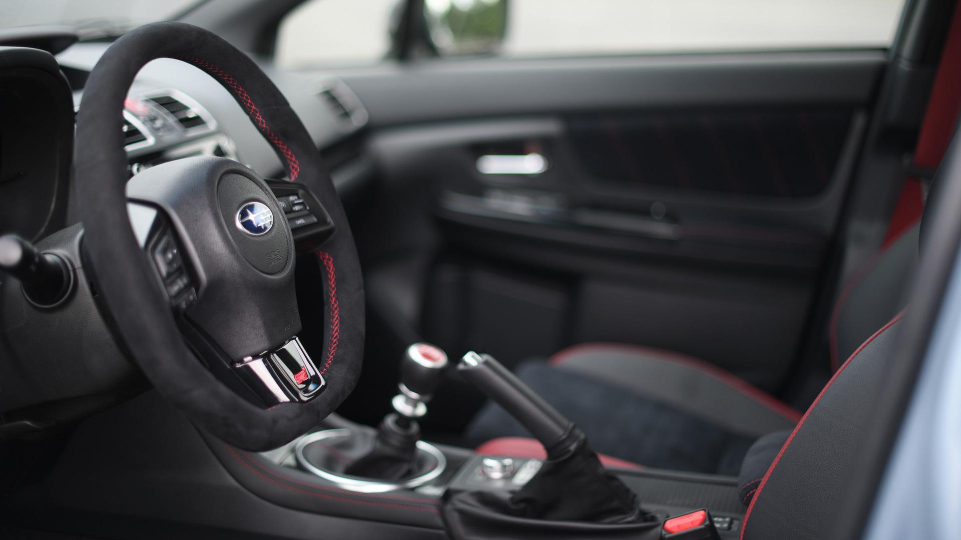 Subaru Drops Photos Of 2019 Wrx Wrx Sti Series Gray