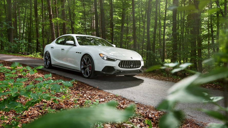 Maserati Ghibli Upgraded By Novitec To 494 Horsepower