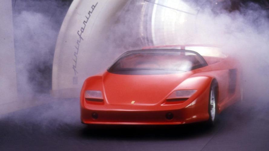 1989 Pininfarina Mythos