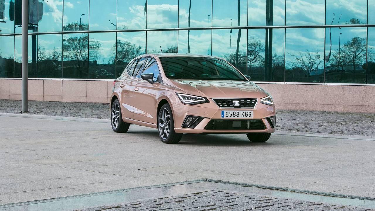 1. SEAT Ibiza 2018 - 4.355 unidades